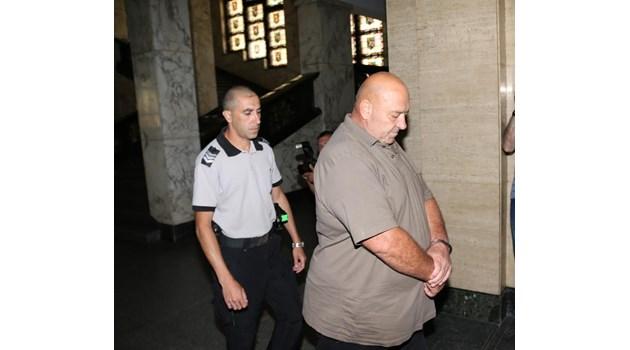 Съдът не пусна Туцо от Килърите предсрочно от затвора (Снимки)