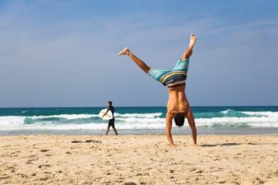 Почивката далече далече от офиса, съчетана с умерени физически упражнения е чудесна рецепта за дълъг живот. СНИМКА: РОЙТЕРС