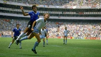Броун е притиснал Тери Бъчър на световното през 1986 г.