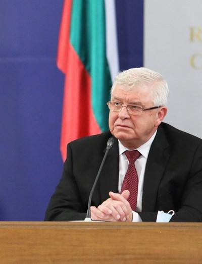 Кирил Ананиев СНИМКА: Правителствена информационна служба