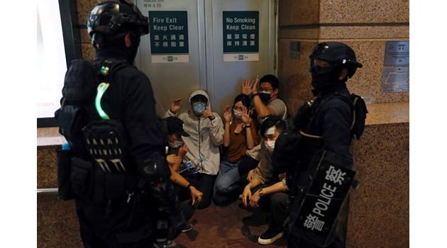 Протестите в Хонконг избухнаха с нова сила