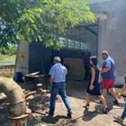 Заявените количества вода за напояване в района на Каварна се доставят, новата помпа работи