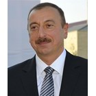 Президентът на Азербайджан Илхам Алиев СНИМКА: Ройтерс