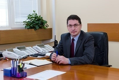 Главен комисар Христо Терзийски СНИМКА: Архив
