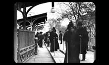 Разходка в Париж през 1890