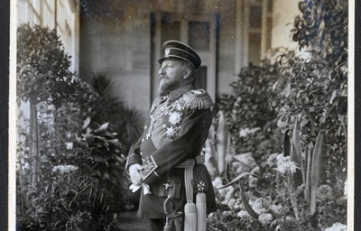 Цар Фердинанд СНИМКИ: Регионален исторически музей-София