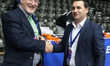 Станислав Николов: Оставяме наследство след всяко голямо волейболно събитие в България