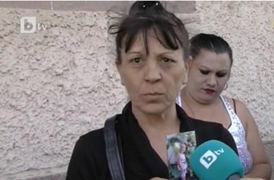 Бабата на жестоко убитата Кристин  Кадър: bTV