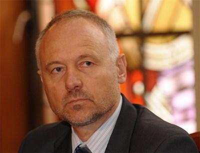 Министърът на отбраната Тодор Тагарев СНИМКА: Йордан Симeонов