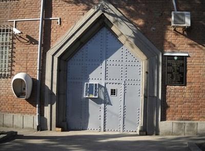 Варненският затвор СНИМКА: Лиляна Трънкова