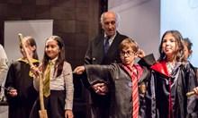 Любен Зидаров - охулен от феновете на Хари Потър, подкрепен от Джоан Роулинг
