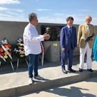 Откриха барелеф на казахстанскияпоет Абай в Свети Влас