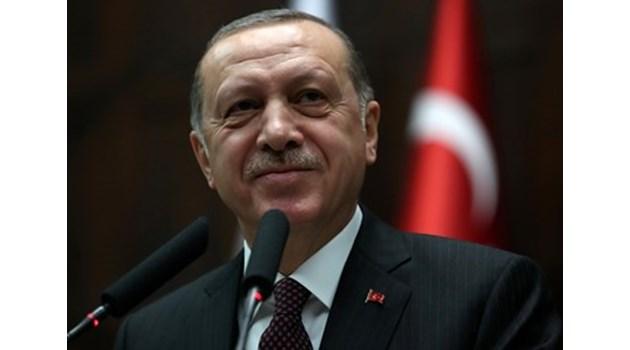 Ердоган: С Борисов сме отдавнашни приятели, няма друг политик по-старши от мен в ЕС