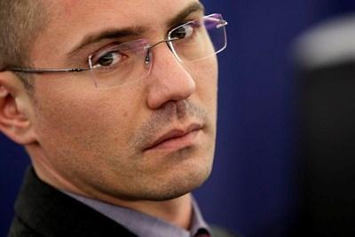 Ангел Джамбазки  СНИМКА: Пресцентър на евродепутата