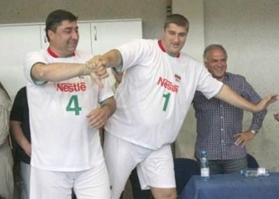 Борислав Кьосев и Любо Ганев са кандидати за поста на Данчо Лазаров.