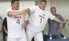 Суперсблъсък на легенди кой да управлява българския волейбол
