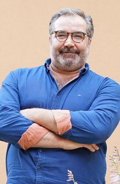 Италианският шеф Стефано Стека СНИМКА: Десислава Кулелиева