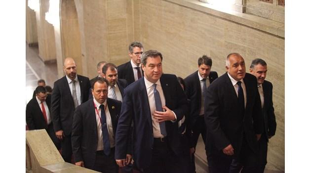 Борисов: България е взела всички мерки да си пази границите