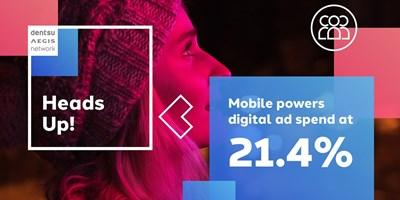 Рекламата през мобилни устройства се увеличава с най-големи темпове - с 21,4% за 2019 г. СНИМКА: Архив