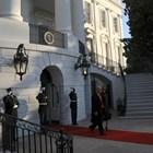 Доналд и Мелания Тръмп напуснаха Белия дом СНИМКИ: Ройтерс
