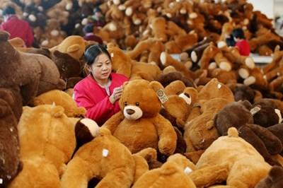 Износът на китайски играчки бележи ръст през 2020 г. въпреки ограниченията от пандемията
