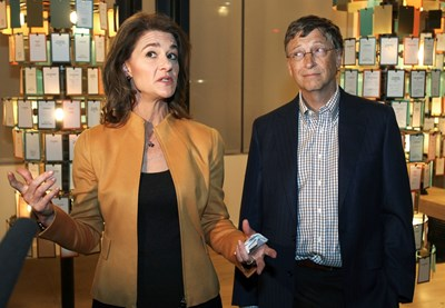 """""""168 часа"""": Мелинда 2 години тайно подготвя бягство от Бил Гейтс"""