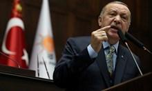 Ердоган: 20 са убитите в Манжидж, 5 са американски войници