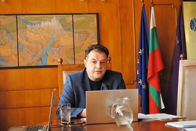 Приеха бюджета на Велико Търново  онлайн СНИМКА: Община Велико Търново