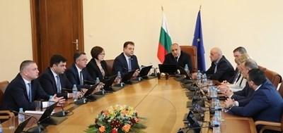Борисов и кметове решават решават може ли пътища и в други градове да са без такса Снимка: Архив