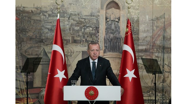 Ердоган: Доставката на руските системи С-400 ще започне до 15 юли