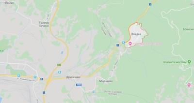 Карта: Гугъл мапс