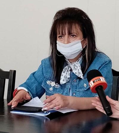 Д-р Борисова