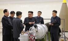 Евгений Ким, научен сътрудник към Центъра за корейски изследвания към Руската академия на науките: Той иска мирен договор със САЩ и Южна Корея, но му отказват