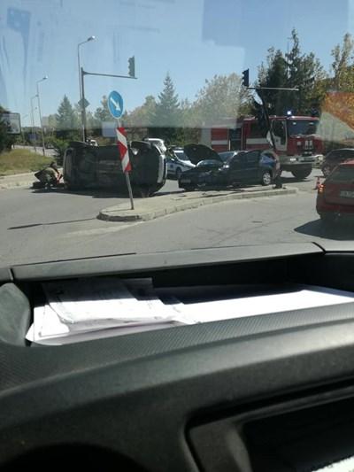 Снимка : Фейсбук група I see you КАТ Велико Търново