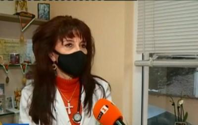 Д-р Захаринка Вълканова Кадър: БНТ