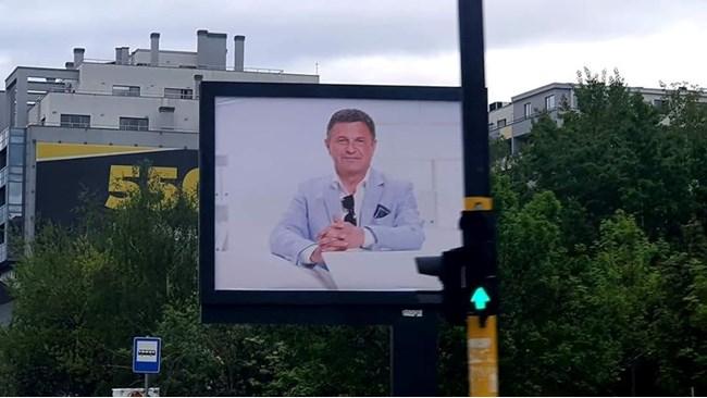 """Господарите"""" покриха България с билбордове на Милен Цветков ..."""