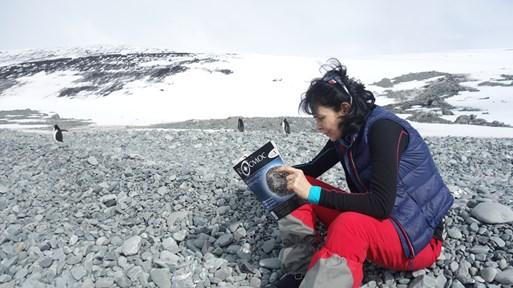 Експедиция на Антарктида: Тънък лед застрашава похода на императорите