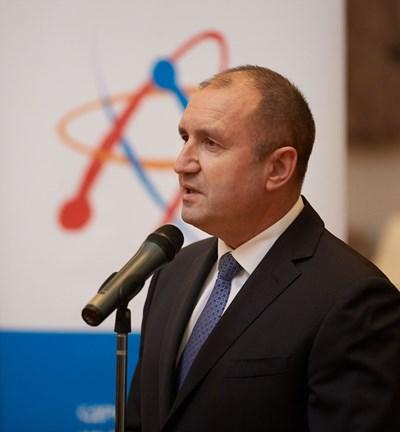 Снимки: Прессекретариат на държавния глава