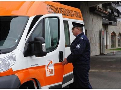 Линейката пристигнала минути след подаване на сигнала, но медици само констатирали смъртта на Михов.