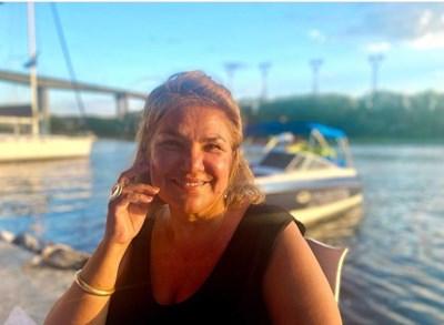 Марта Вачкова търси хармония на морето