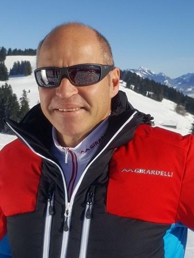 Марк Жирардели положи изключителните усилия, за да може страната ни да е отново сред домакините на най-престижните състезания в ските. Снимка Архив