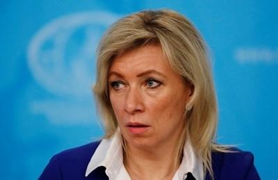 """Захарова: Русия очаква балансирано решение за катедралата """"Света София"""""""