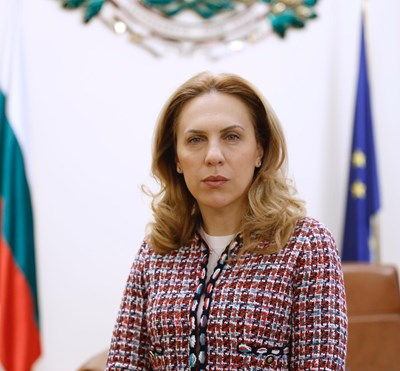Марияна Николова СНИМКА: Министерство на туризма