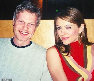 Елизабет Хърли казва, че Стив Бинг е умрял с мисълта, че децата му са подсигурени. СНИМКА: Инстаграм