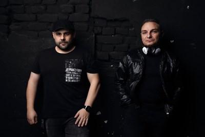 Фабрицио Паризи (вдясно) и The Editor СНИМКА: ИВАН ЕРМЕНКОВ