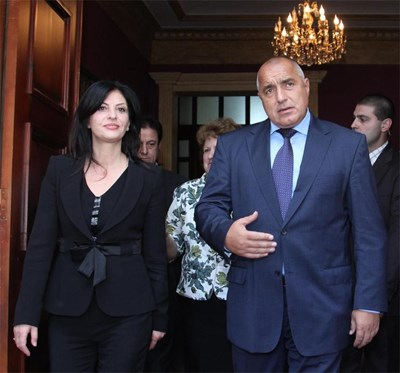 Шефката на албанския парламент Йозефина Топали се срещна с Бойко Борисов. СНИМКИ: ПРАВИТЕЛСТВЕНА СЛУЖБА