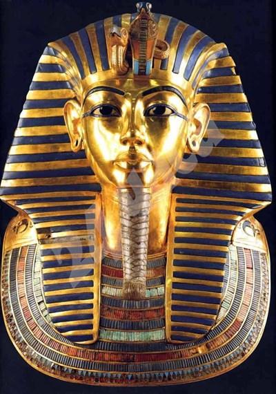 Прочутата златна маска  на фараона Тутанкамон СНИМКА: 24 часа