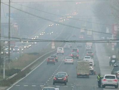 Предложението за четни-нечетни номера в София за чист въздух отпадна