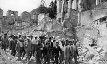 Местните избягали заради земетресенията