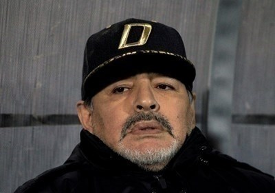 Диего Марадона СНИМКА: Ройтерс